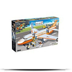 Airplane Toy Building Set