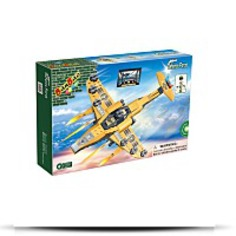 Buy Fighter Toy Building Set