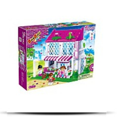 Flower Shop Toy Building Set 425PIECE