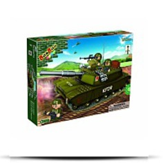 Fv 9876 Tank Toy Building Set