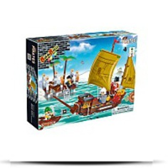 Buy Harbor Toy Building Set