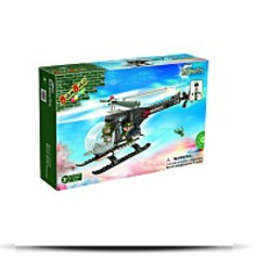 M2 Helicopter Toy Building Set