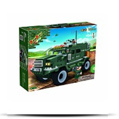 Buy Military Vehicle Toy Building Set