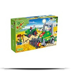 Mini Harvester Toy Building Set