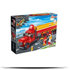Buy Oil Tanker Toy Building Set