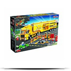 Buy Racer Maintenance Truck Toy Building