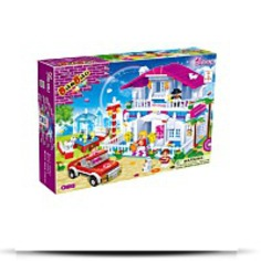 Buy Restaurant Toy Building Set