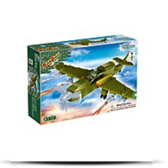 Buy Now Single Engine Toy Building Set