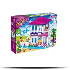 Summer House Toy Building Set