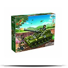 Tiger Ii Toy Building Set