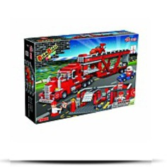 Buy Now Transportation Truck Toy Building Set