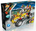 radio control construction vehicle yellow pieces