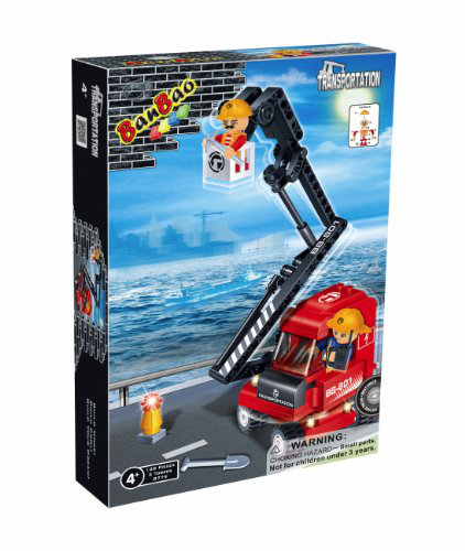 Lifter Toy Building Set