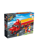 Oil Tanker Toy Building Set